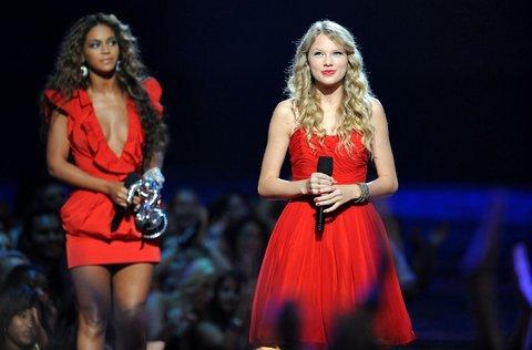 Beyonce, Taylor Swift