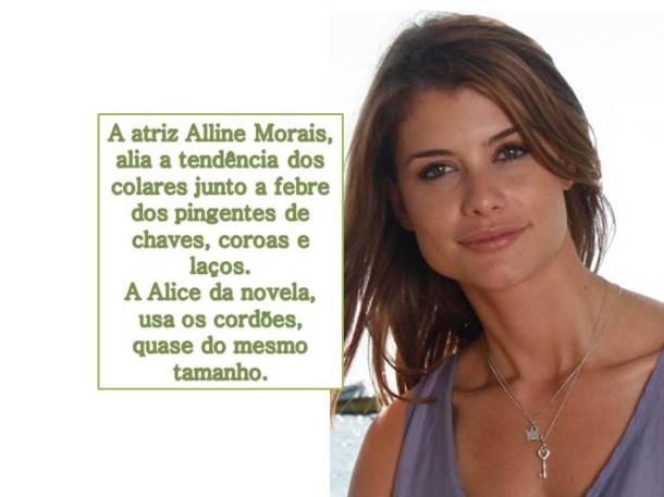 Aline M