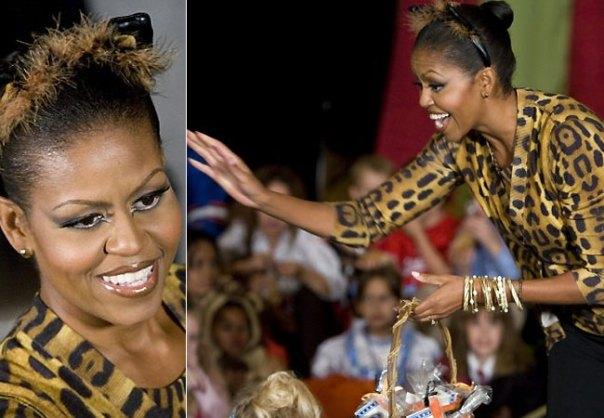 Миссис первая леди Michelle-obama